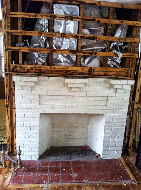 gas fireplace insert installation complete chimney service